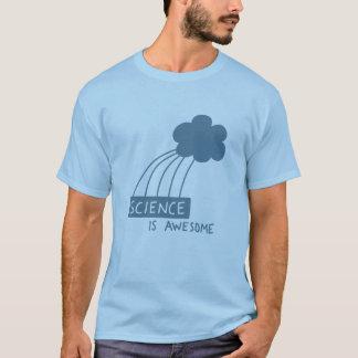 Wissenschaft ist fantastisch (Stahlblau) T-Shirt