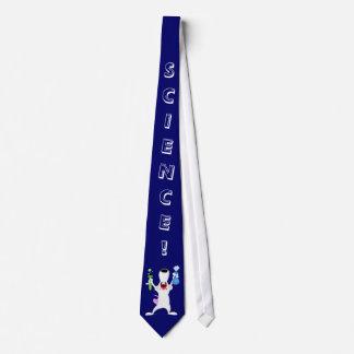 Wissenschaft! Labrador-Ratten-Krawatte Personalisierte Krawatten