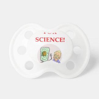 Wissenschaft Schnuller