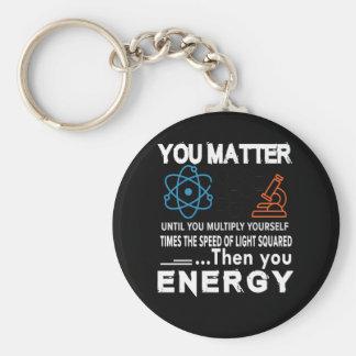 Wissenschaft sind Sie bis sich multiplizieren von Schlüsselanhänger