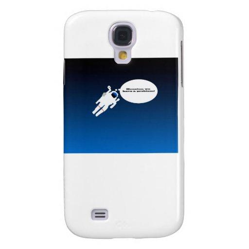 Wissenschafts-Astronaut Galaxy S4 Hülle