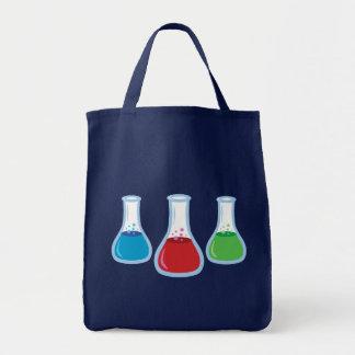 Wissenschafts-Flaschen-Taschen-Tasche Tragetasche