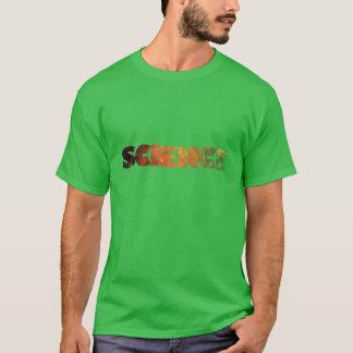 Wissenschafts-Galaxie T-Shirt