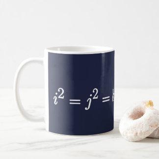 Wissenschafts-mathematische Tasse Hamiltons