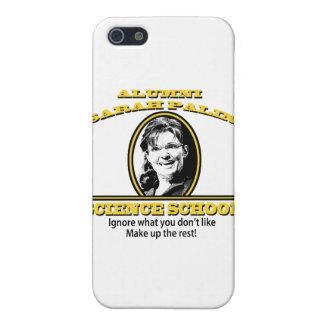 Wissenschafts-Schule Sarahs Palin Hülle Fürs iPhone 5