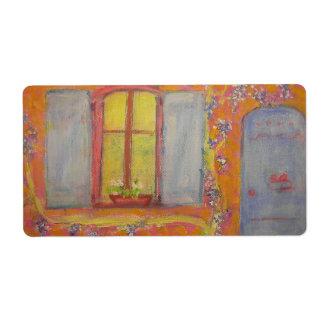Wisteria-Hütte Provence Frankreich
