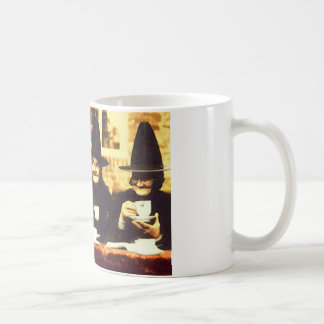 Witches Tea Party – colored Kaffeetasse