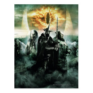 Witchking und Orcs Postkarte