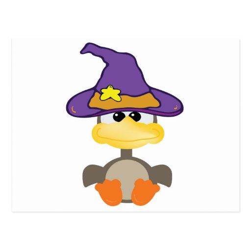 witchy goofkins Gans Postkarte