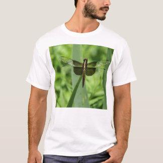 Witwen-Abstreicheisen-Libellen-Shirt T-Shirt