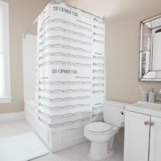 Witz für OrganistDuschvorhang Duschvorhang
