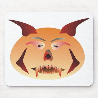 Witziger Teufel Mousepad