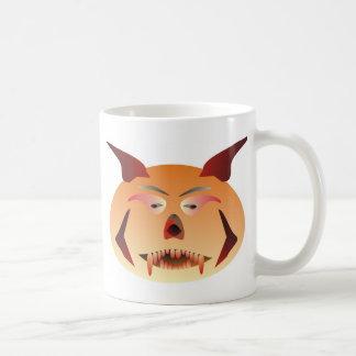 Witziger Teufel Tasse