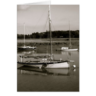 Wivenhoe Boote Karte
