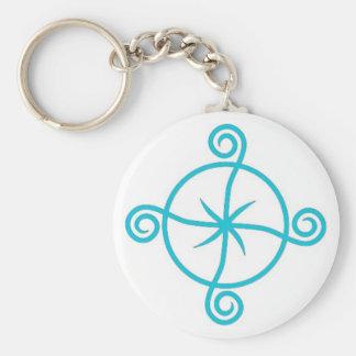 Wizard101 Eis Keychain Schlüsselanhänger