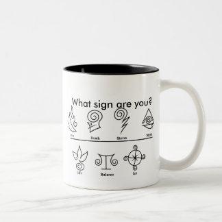 Wizard101, welches Zeichen Sie sind? Tasse