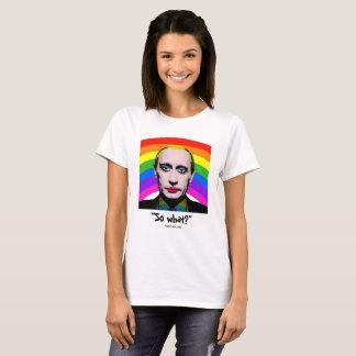 Wladimir Putin, 2018 T-Shirt