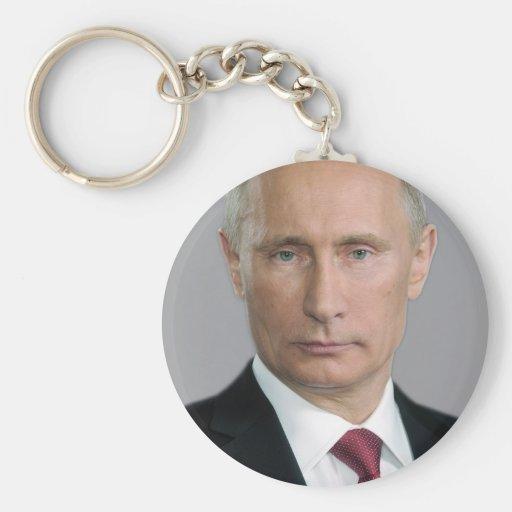 Wladimir Putin Gang Schlüsselbänder