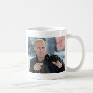 Wladimir Putin Kaffeetasse
