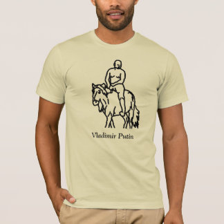Wladimir Putin - König Of The Cossacks T-Shirt