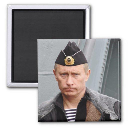 Wladimir Putin Kühlschrankmagnet