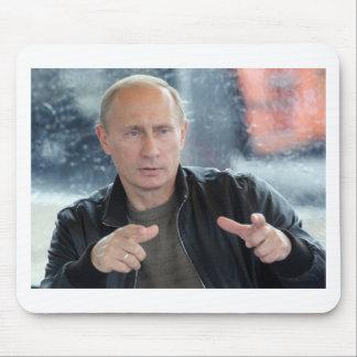 Wladimir Putin Mousepads