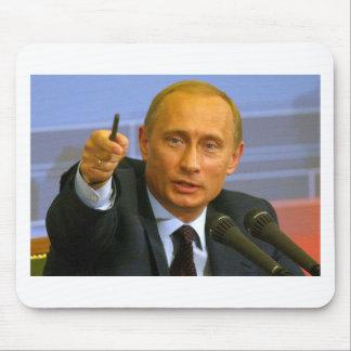 Wladimir Putin will, um diesem Mann ein Plätzchen Mousepad