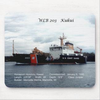 WLB 203 Kukui mousepad