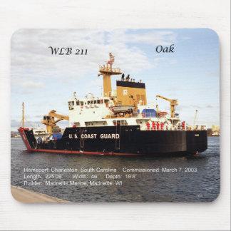 WLB 211 Eiche mousepad