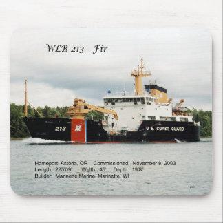 WLB 213 Tanne mousepad