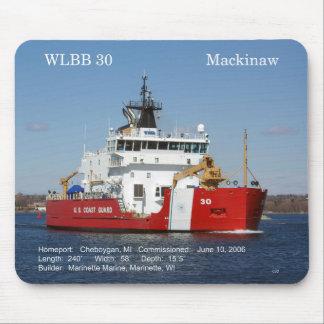 WLBB 30 Mackinaw mousepad
