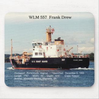 WLM 557 Frank zeichnete mousepad