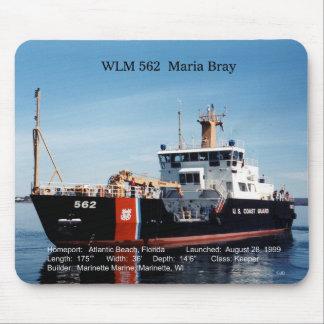 WLM 562 Maria Schrei mousepad