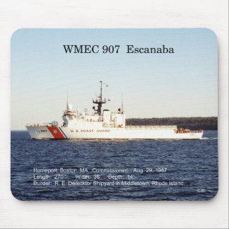 WMEC 907 Escanaba mousepad