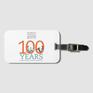 WNBA 100 Jahre Gepäckanhänger- Gepäckanhänger