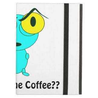 Wo der Kaffee ist, alien-Cartoon