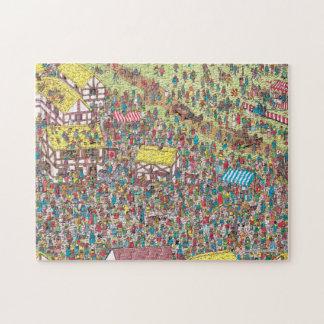 Wo Waldo | einmal nach einem Samstag Morgen ist Puzzle