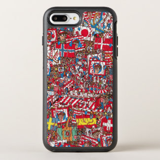 Wo Waldo enormes Party ist OtterBox Symmetry iPhone 8 Plus/7 Plus Hülle