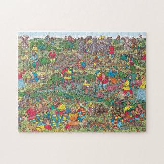 Wo Waldo | unfreundlicher Giants ist Puzzle