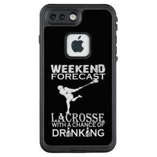 WOCHENENDEN-PROGNOSELACROSSE LifeProof FRÄ' iPhone 8 PLUS/7 PLUS HÜLLE