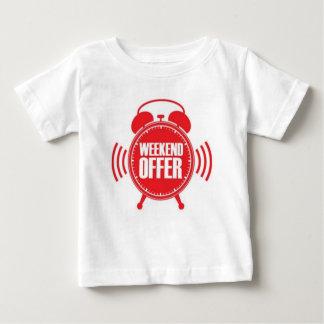 Wochenendenangebot Baby T-shirt