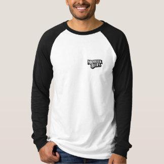 Wochenmitte-Blues Longsleeve Raglan T-Shirt