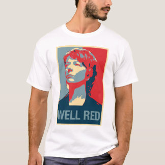 Wohles Rot Julia Gillard T-Shirt