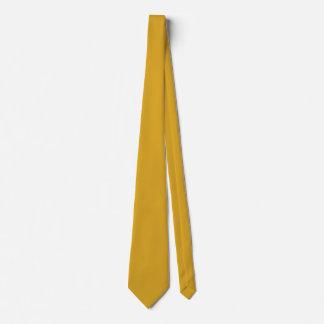 Wohlhabend goldene Goldfarbe Krawatte