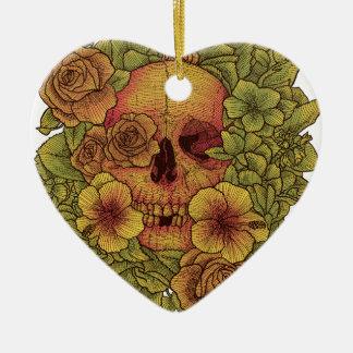 Wohlriechende Tote Keramik Herz-Ornament