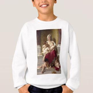 Wohltätigkeit durch William-Adolphe Bouguereau Sweatshirt