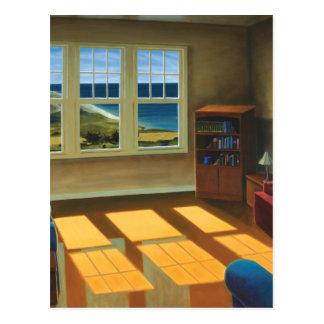 Wohnung durch das Meer 2006 Postkarte