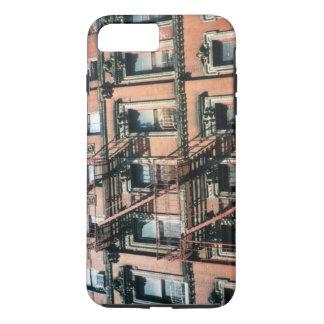 Wohnungs-Gebäude-Telefon-Kasten iPhone 7 Plus Hülle