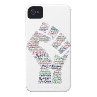 #WokeWednesdays Case-Mate iPhone 4 Hülle