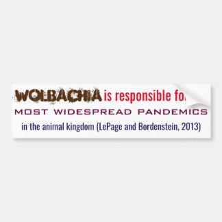 Wolbachia ist durch RoseWrites verantwortlich Autoaufkleber